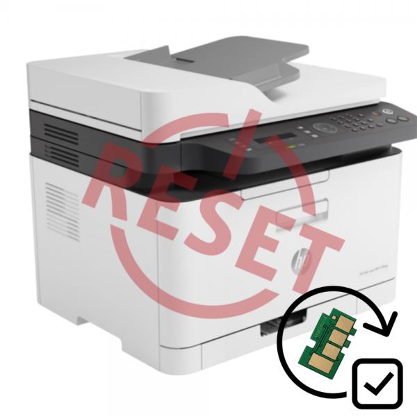 HP Color Laser 179FNW Yazıcı Reset