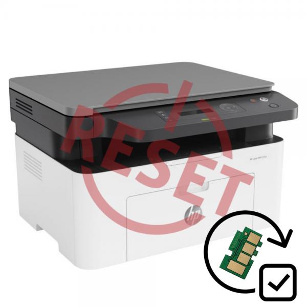 HP Laser 135A Yazıcı Reset