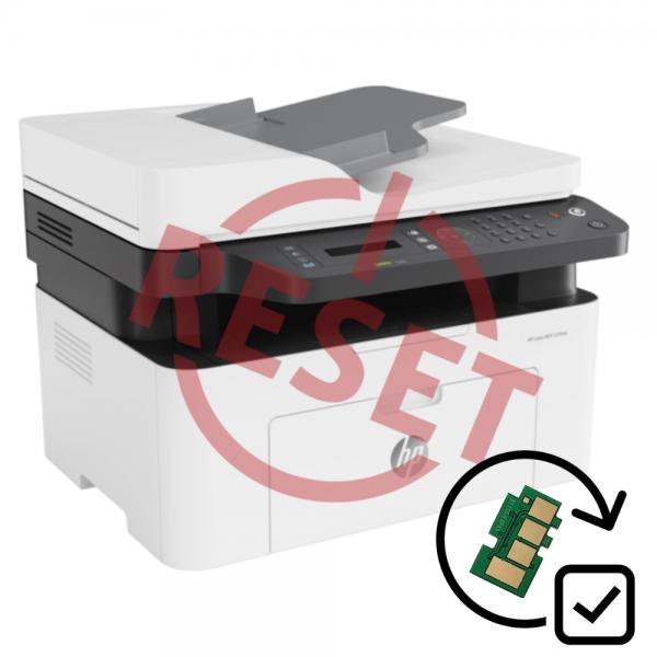 HP Laser 137fnw Yazıcı Reset