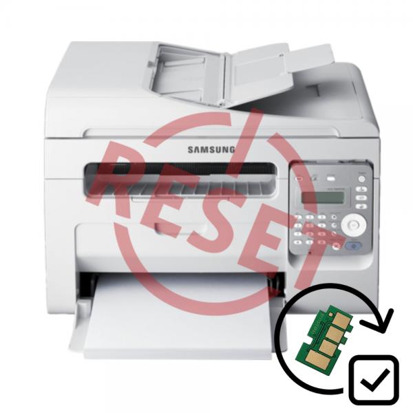 Samsung SCX-3405FW Yazıcı Resetleme