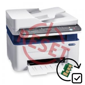 Xerox WC-3025NI WC-3025DNI ResetYazılımı