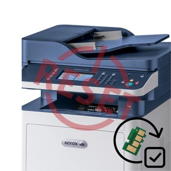 Xerox WC-3345 Yazıcı Reset Çip Reset Sonsuz Dolum