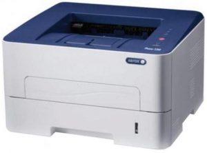 Xerox Phaser 3052NI Yazıcı Reset